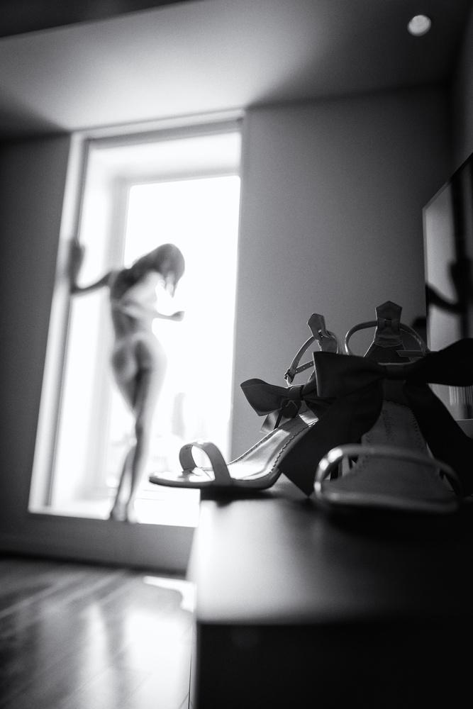 A piece of fine art art photography titled Itsuki by Daisuke Kiyota