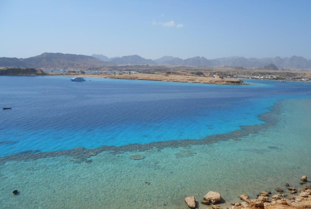 Sharm el Sheikh - Red Sea blues