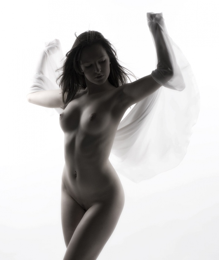 A piece of fine art art photography titled Angel by photoheaven