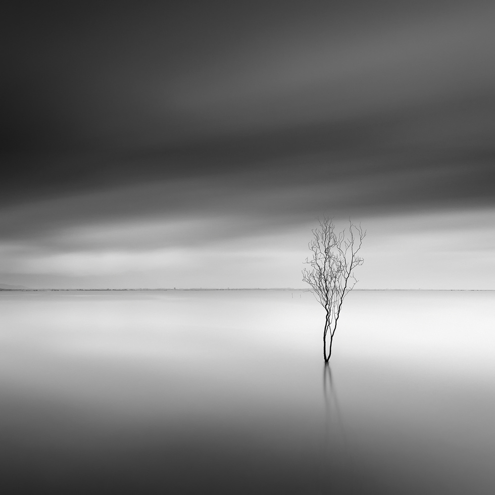 A piece of fine art art photography titled Everything Beautiful Is Far Away by George Digalakis