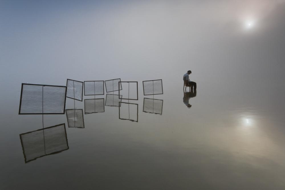 A piece of fine art art photography titled Unfulfilled Dreams by Leszek Paradowski