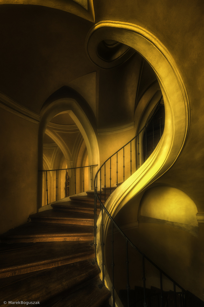 View this piece of fine art photography titled Escher-Like by Greetje van Son