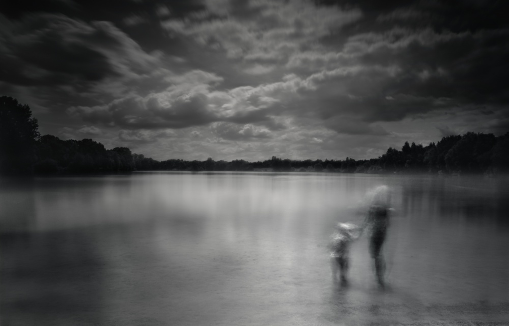 A piece of fine art art photography titled The Others I by Christoph Hessel