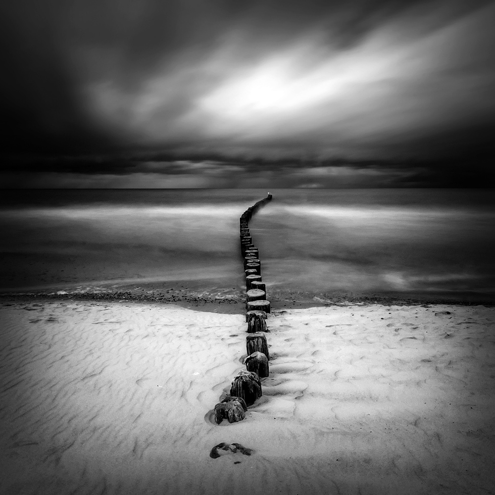 A piece of fine art art photography titled Ssss by Piotr Krol (Bax)