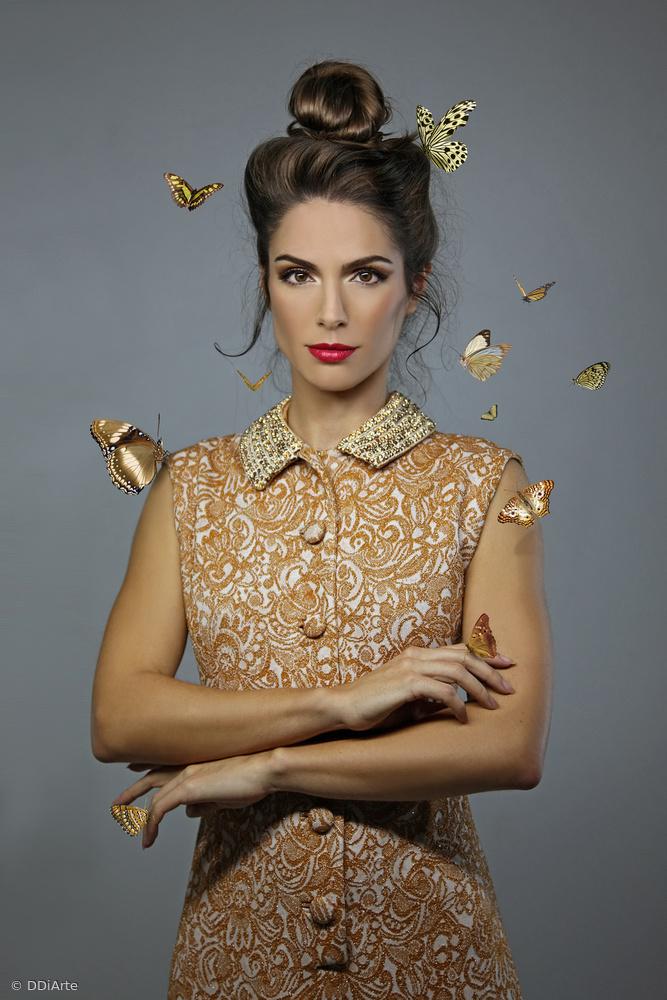 Lady Butterfly V