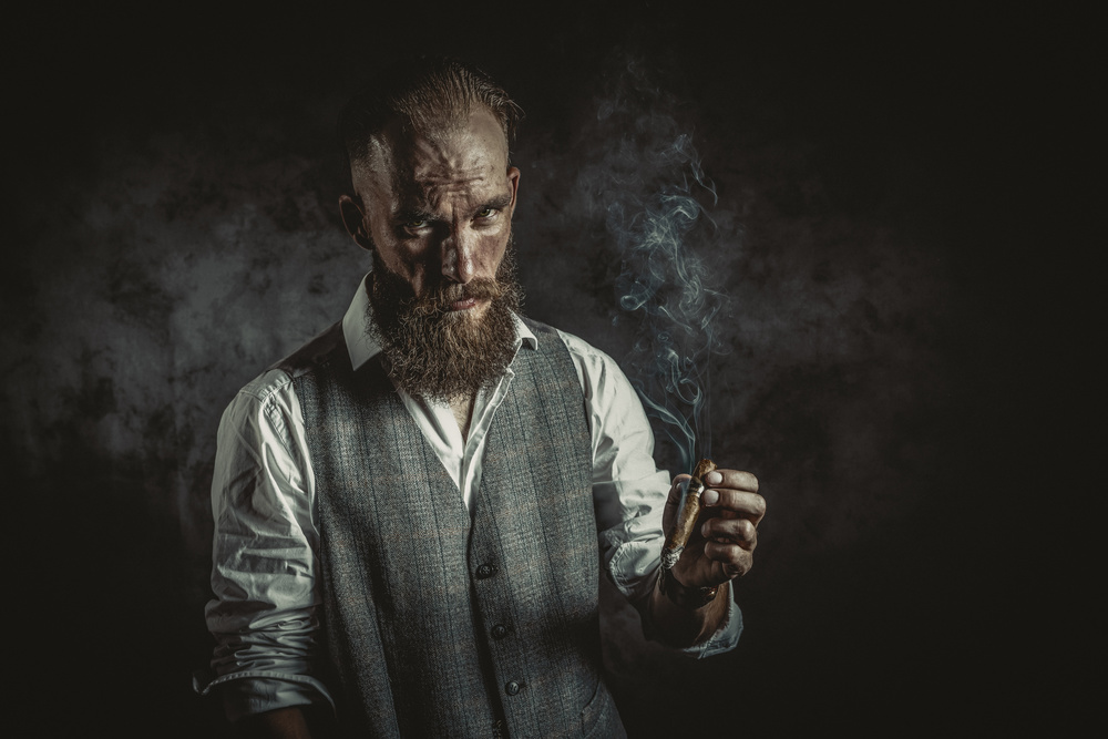 """Some people meditate .....I Smoke Cigars"