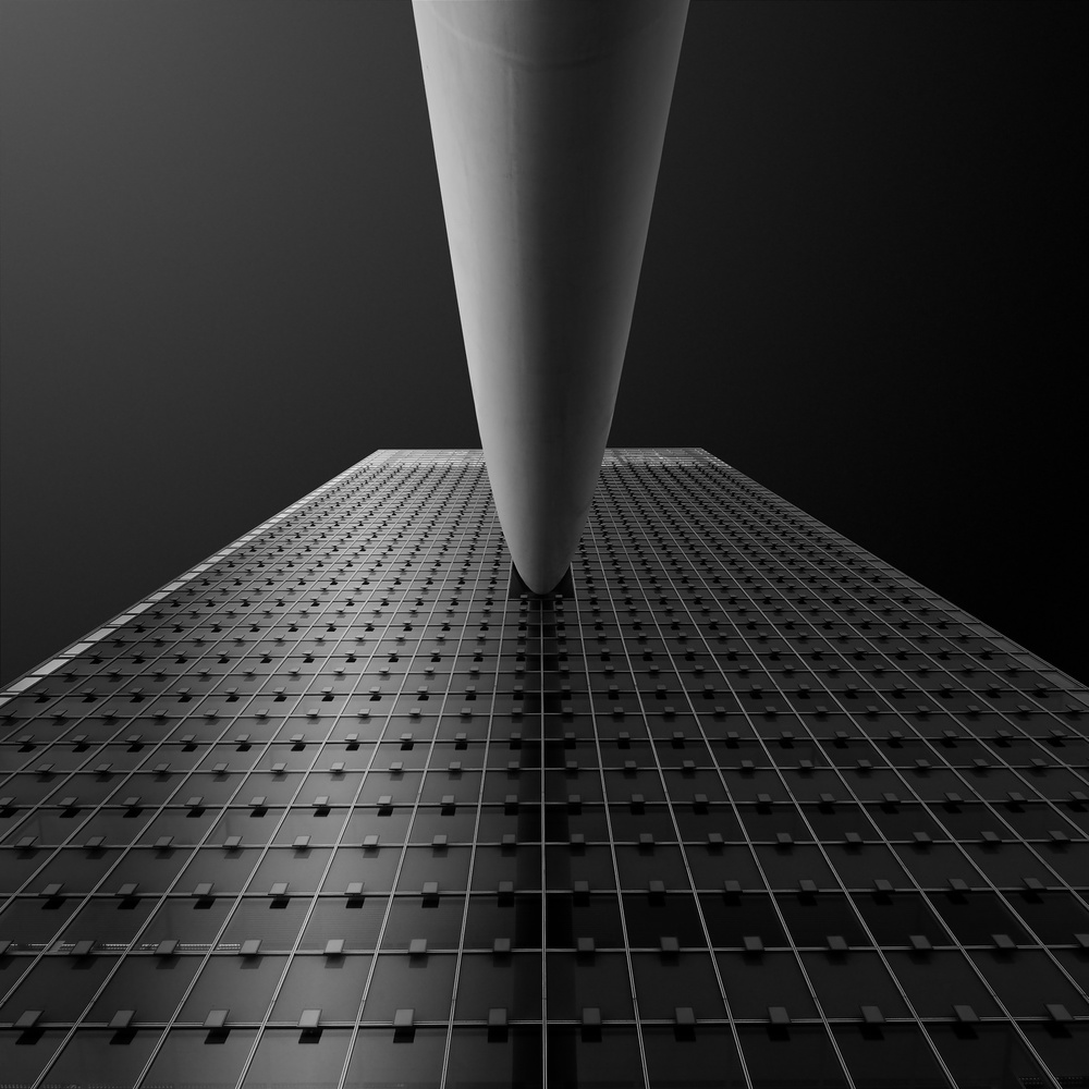 A piece of fine art art photography titled Subordination by Gediminas Karbauskis