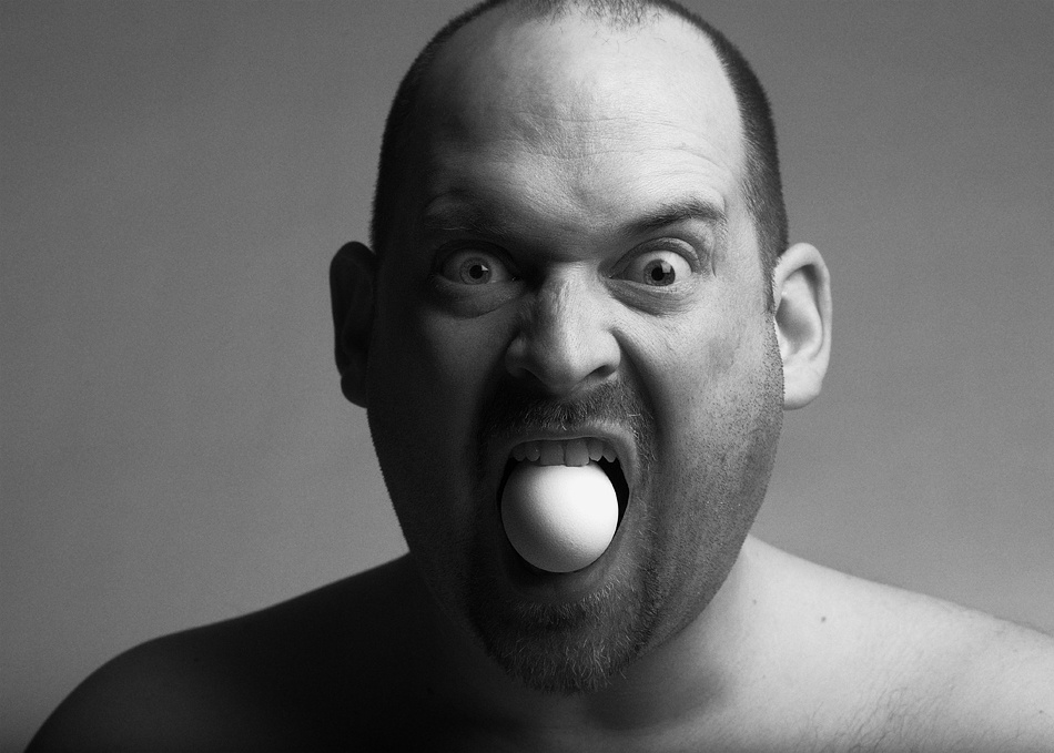 Sucking Eggs (Rejection and the Art of Graceful Acceptance)