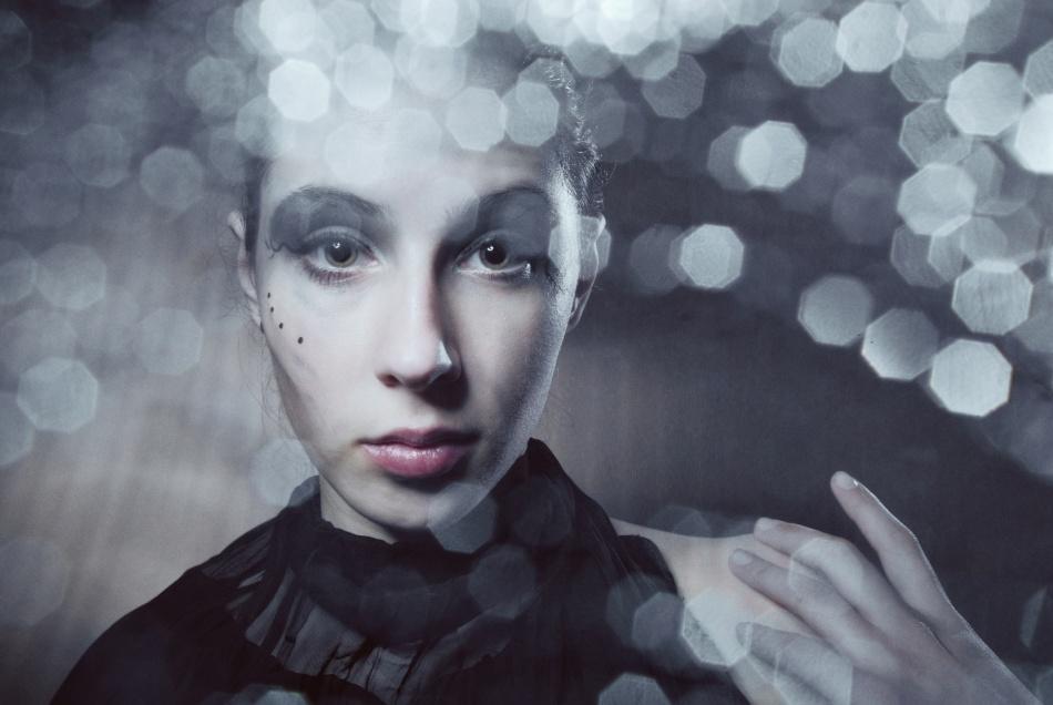 A piece of fine art art photography titled Irina I by Dimitar Dachev