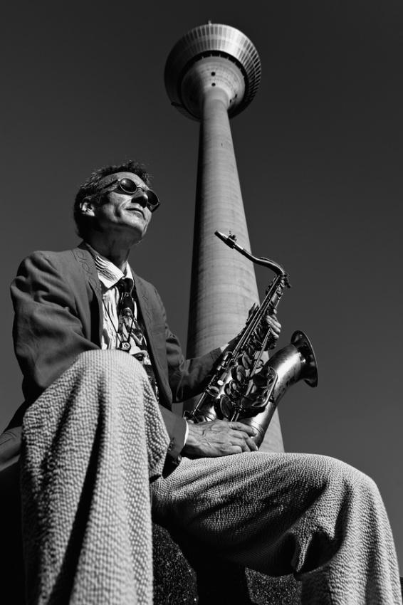 Frank M., Saxophonist
