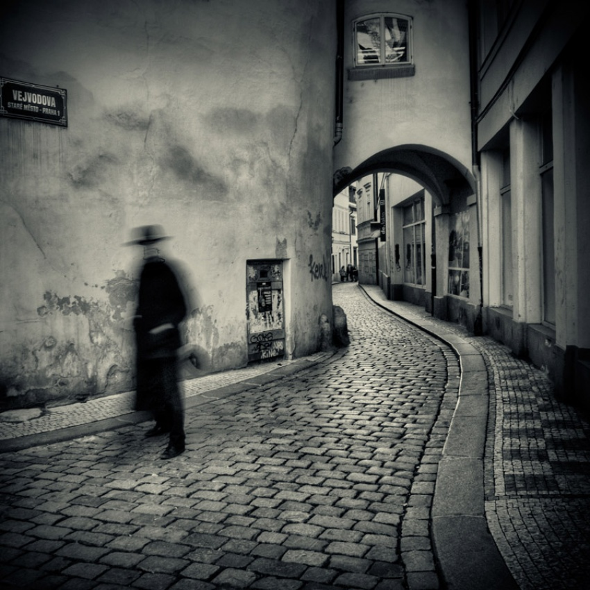 A piece of fine art art photography titled Vejvodova by Katja Gragert