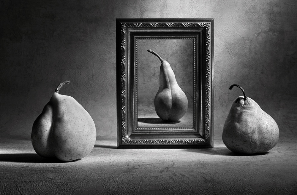 A piece of fine art art photography titled Untitled by Victoria Ivanova