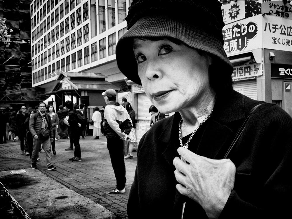 Shibuya Street - TOKYO 2019
