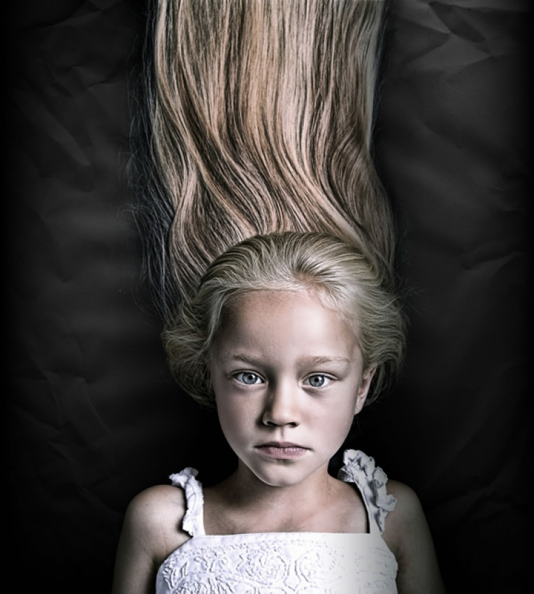 A piece of fine art art photography titled Portrait by Geir Akselsen