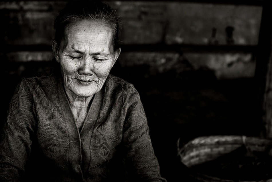 A piece of fine art art photography titled Laos Life by funkeldink