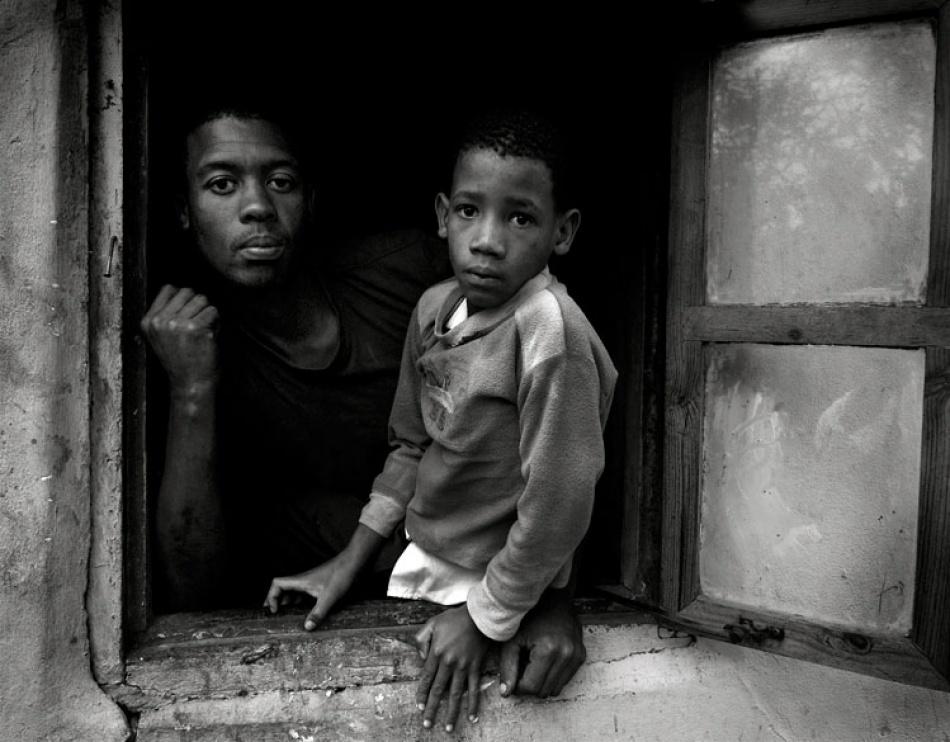 A piece of fine art art photography titled Jerome & Jeraldo by Andre du Plessis FRPS