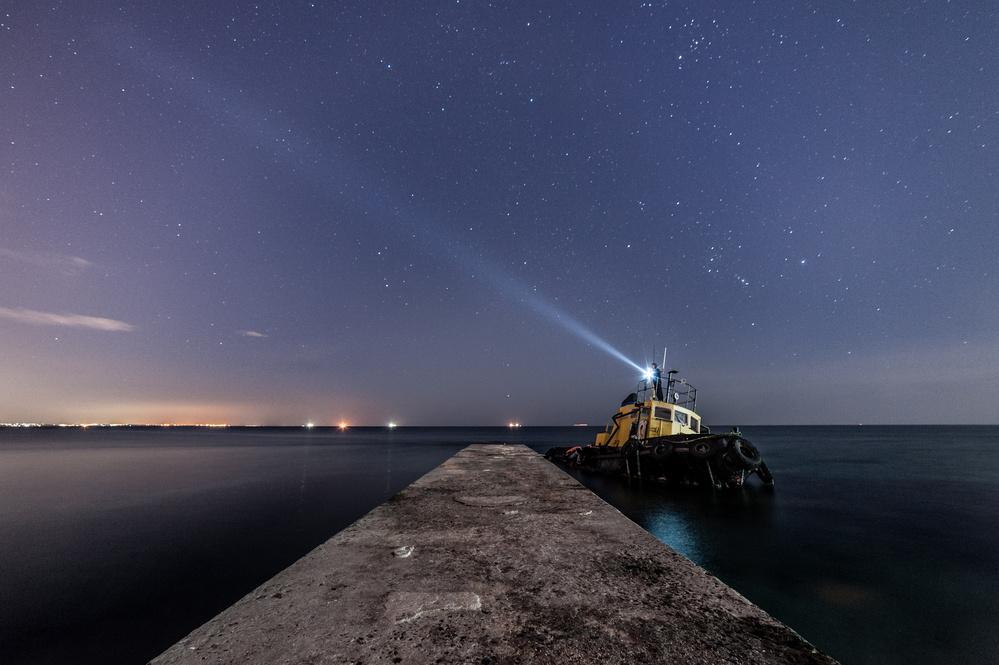 Path to stars