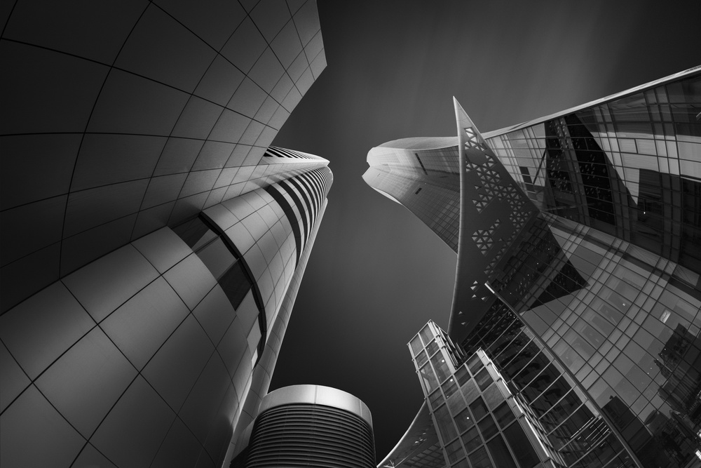 A piece of fine art art photography titled Transformers 3 by Ahmed Thabet