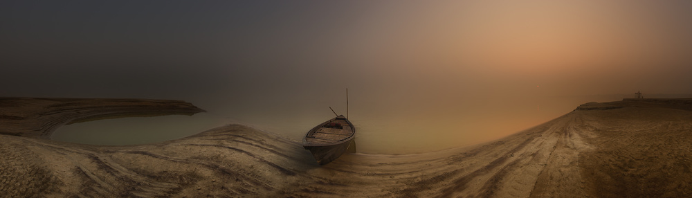 A piece of fine art art photography titled Quietude by Mohammad Rahman