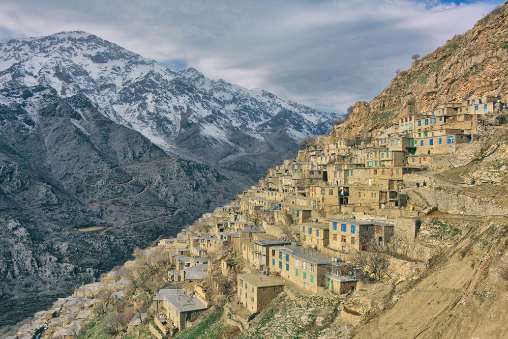 Oraman village