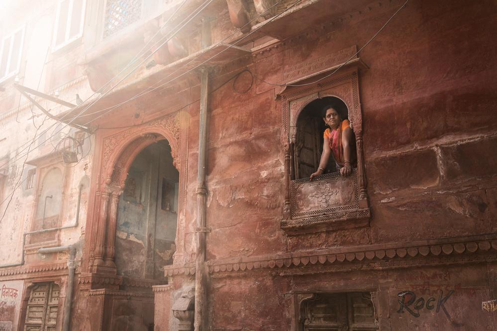 A piece of fine art art photography titled Bikaner by Tashi_Delek Nakata