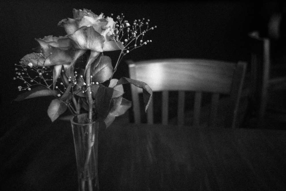 A piece of fine art art photography titled You'll Never Have Nowhere to Go by Anne Rose Pretorius