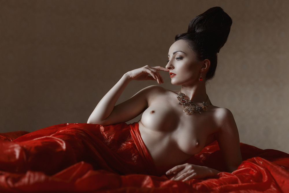 A piece of fine art art photography titled Expectancy III by Adam Gębora