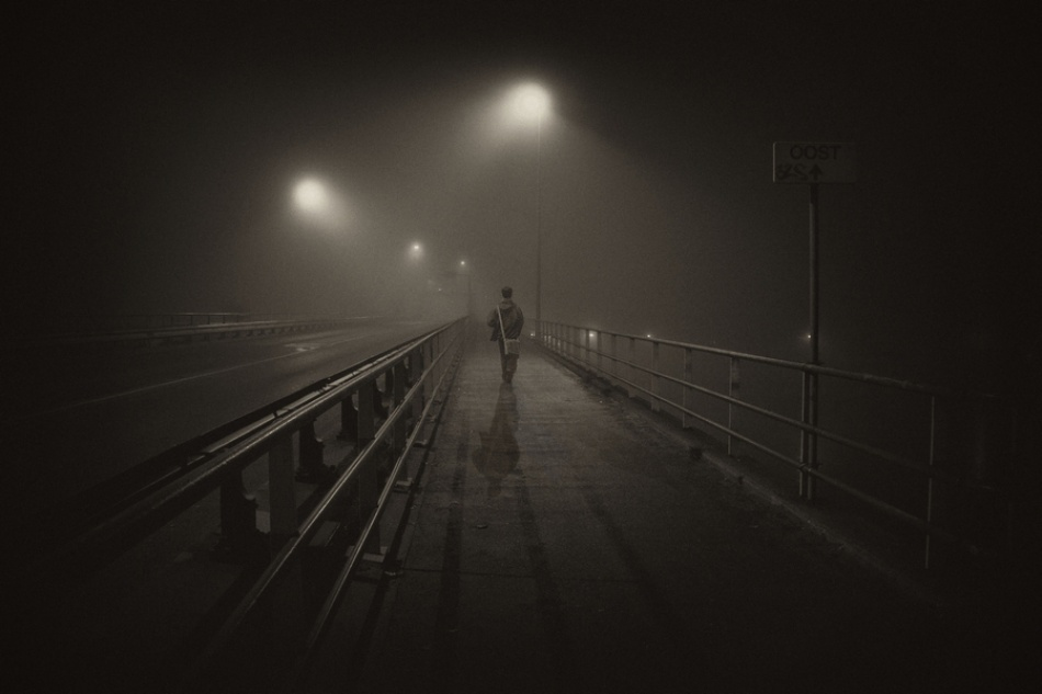 A piece of fine art art photography titled Untitled by Jeroen Oosterhof