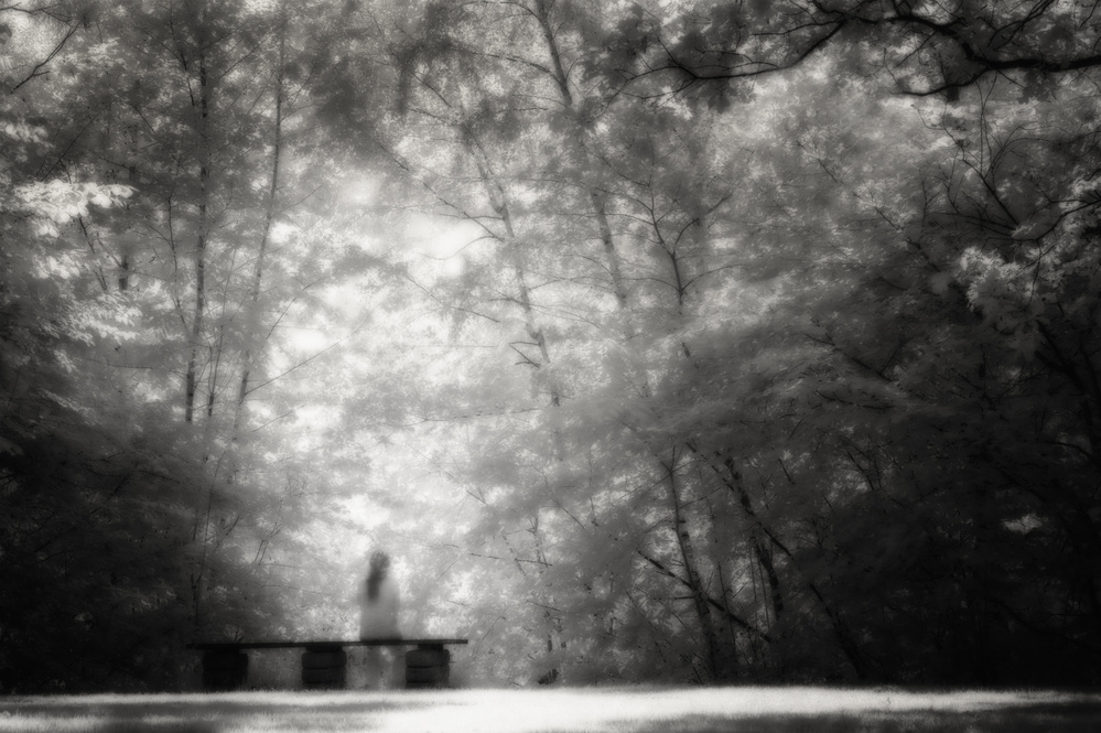 A piece of fine art art photography titled Times by Christoph Hessel