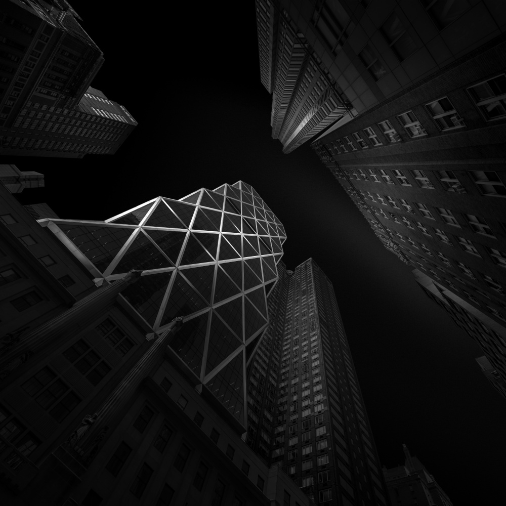 A piece of fine art art photography titled New Wind Blowing by Mathijs van den Bosch