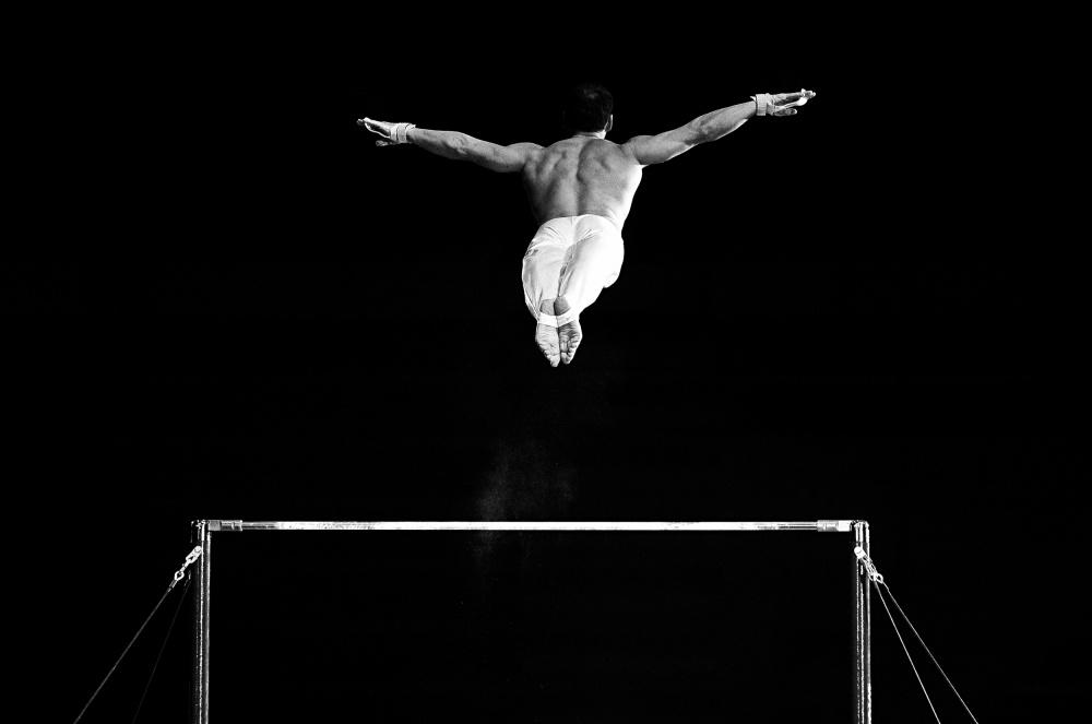 A piece of fine art art photography titled Free by Borislav Troshev