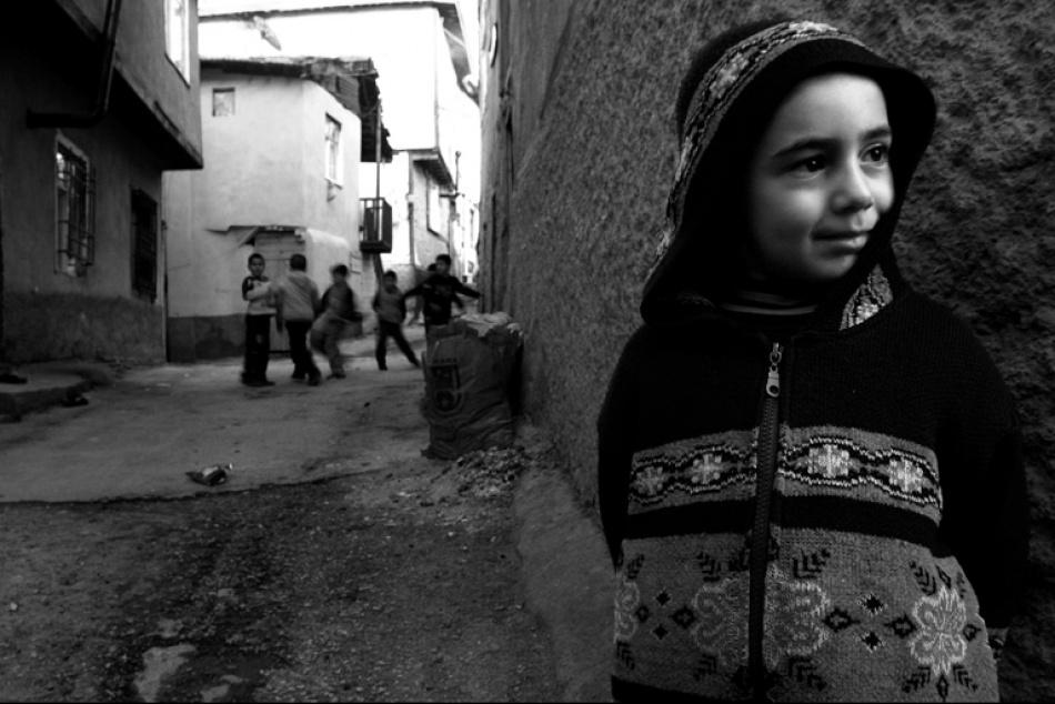 A piece of fine art art photography titled Untitled by mustafa akkanat