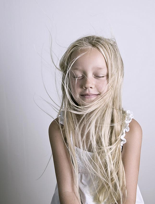 A piece of fine art art photography titled A Gentle Breeze by Geir Akselsen