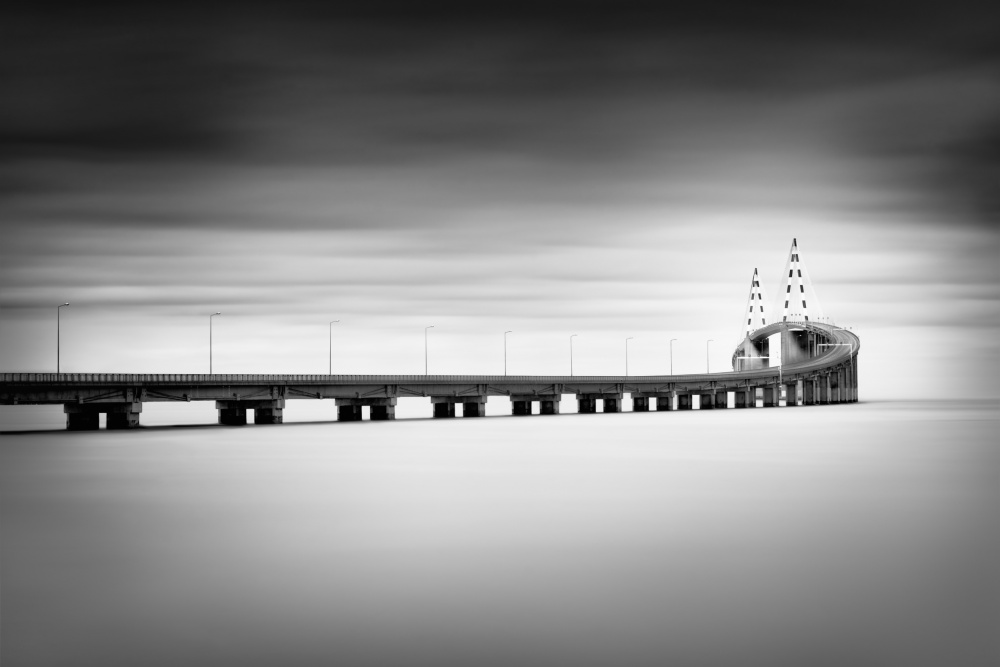 A piece of fine art art photography titled Atlante by Davide Carraro