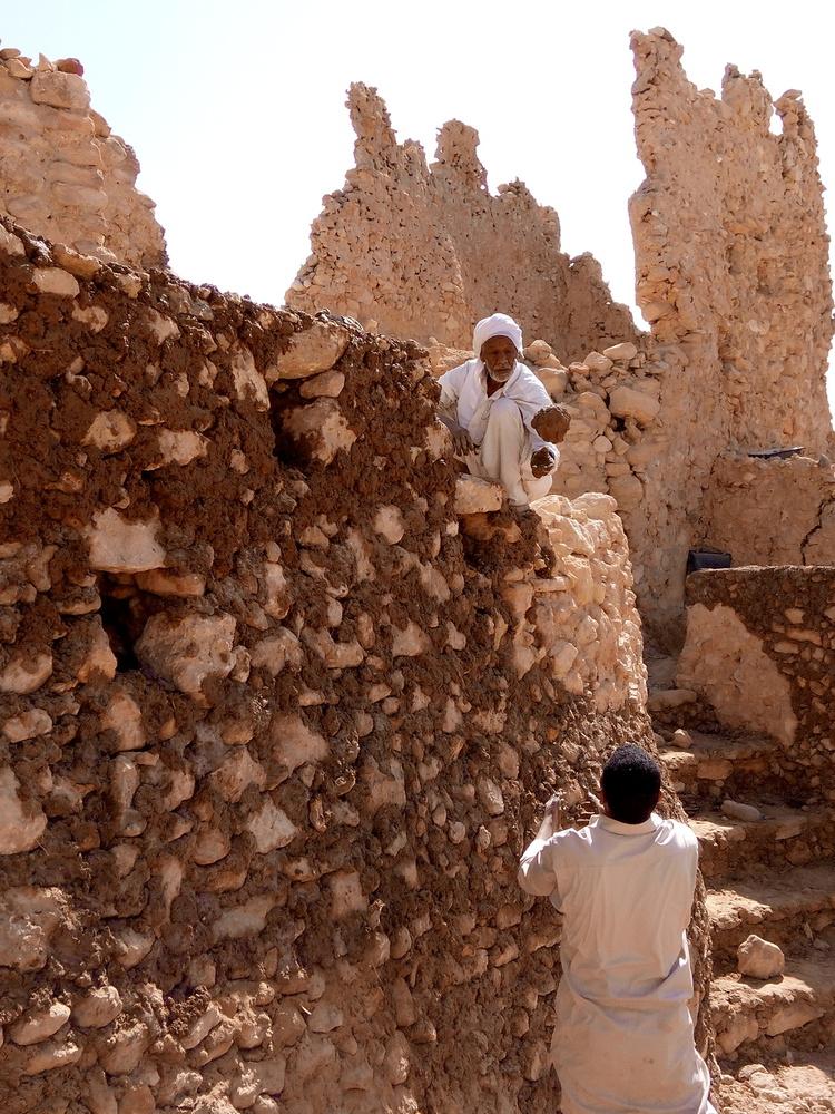 Traditional building, Siwa Oasis, Egypt