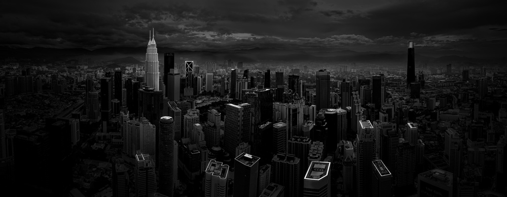 View this piece of fine art photography titled Kuala Lumpur by Adam Fritzen