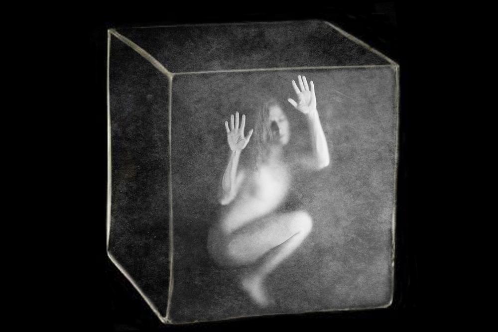 View this piece of fine art photography titled Box-shaped heart by Daša Ščuka