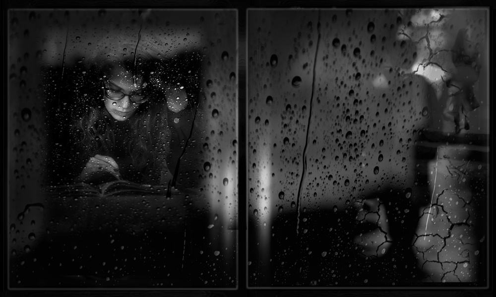 A piece of fine art art photography titled Untitled by Vladimir Konkin