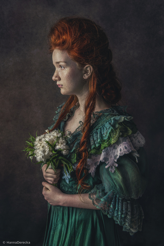View this piece of fine art photography titled Zuzanna and flowers by Ruslan Bolgov (Axe)