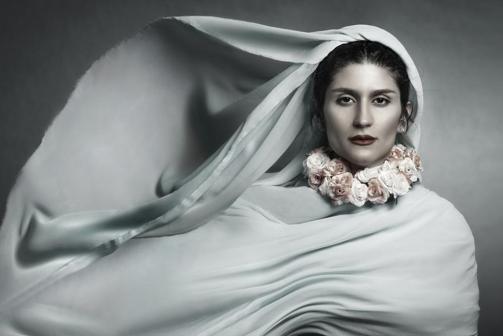 A piece of fine art art photography titled Minol by mehdi baziar