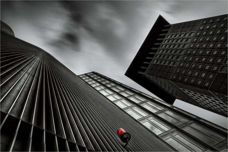 A piece of fine art art photography titled *Japan*Storm* by Andrej Nemetzkij