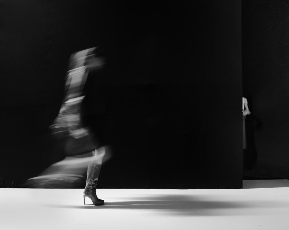 A piece of fine art art photography titled Runway by Hanna Seweryn
