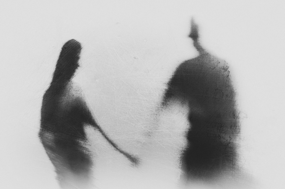 A piece of fine art art photography titled Memories In Love by jay satriani