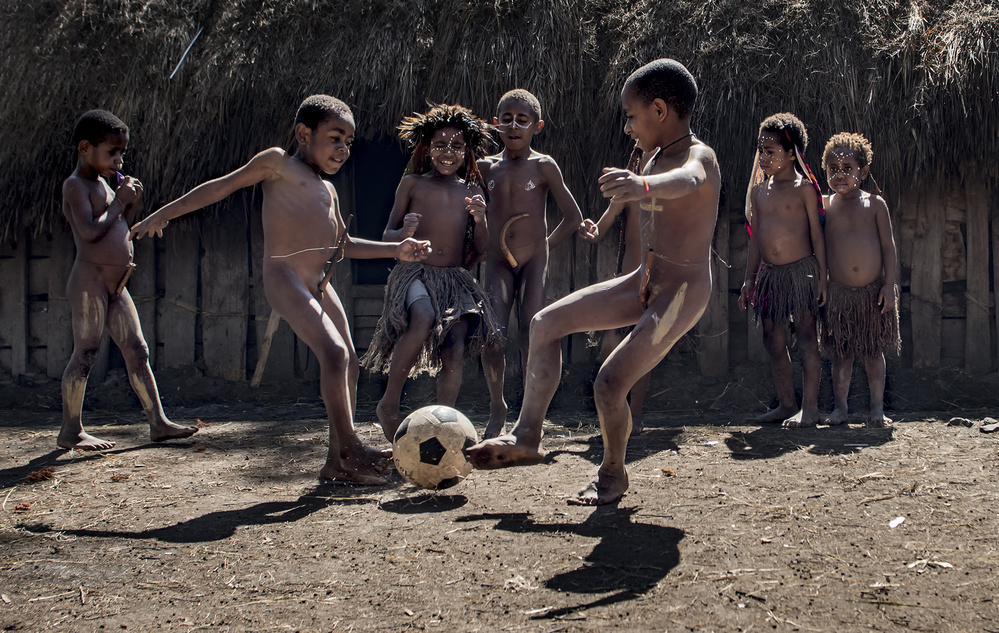 Foot ball, for everyone...