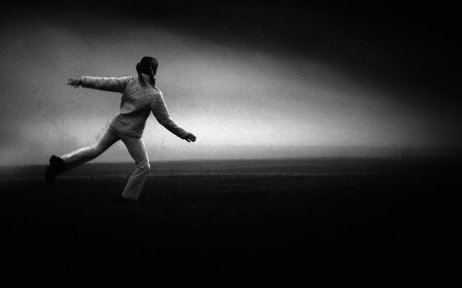 A piece of fine art art photography titled Dance Me to the End of Time by Barbara