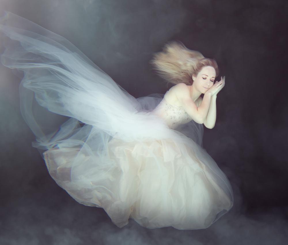 Dreaming mermaid