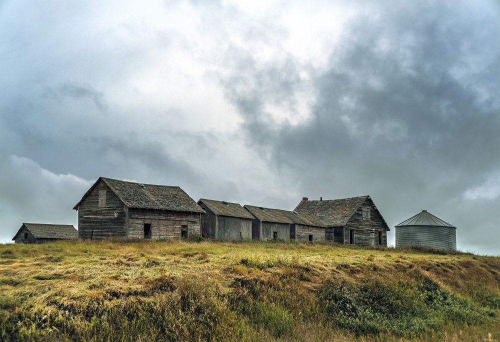 Storm on the farm