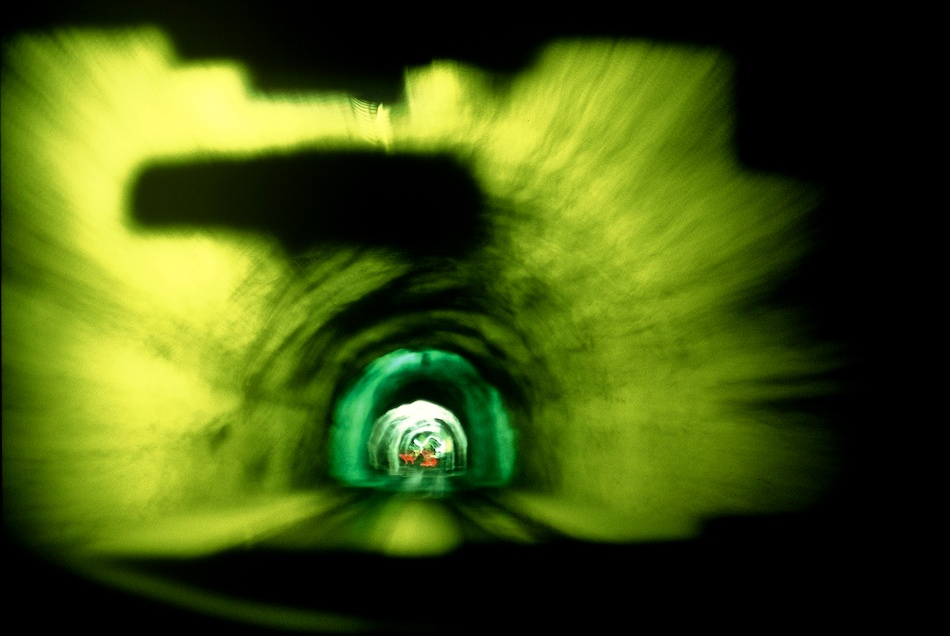 A piece of fine art art photography titled Claustrophobia by Eduardo Meza Soto