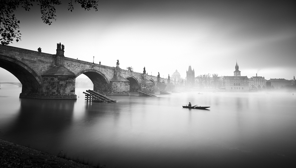 A piece of fine art art photography titled Praha V by roblfc1892 roberto pavic
