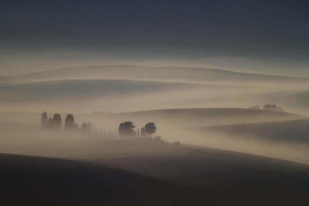magic light of dawn